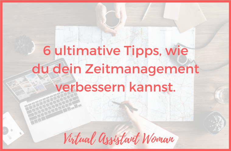 zeitmanagement virtuelle assistentinnen