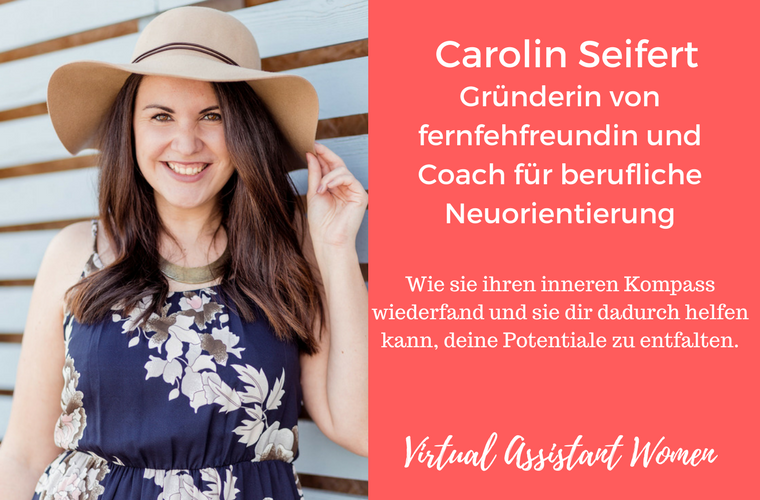 Carolin Seifert - fernwehfreundin - ortsaunabhängiges business