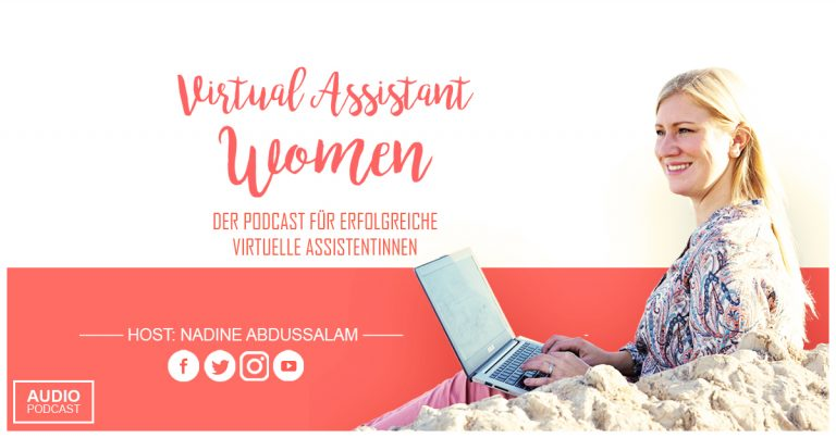 virtuelle assistenz podcast
