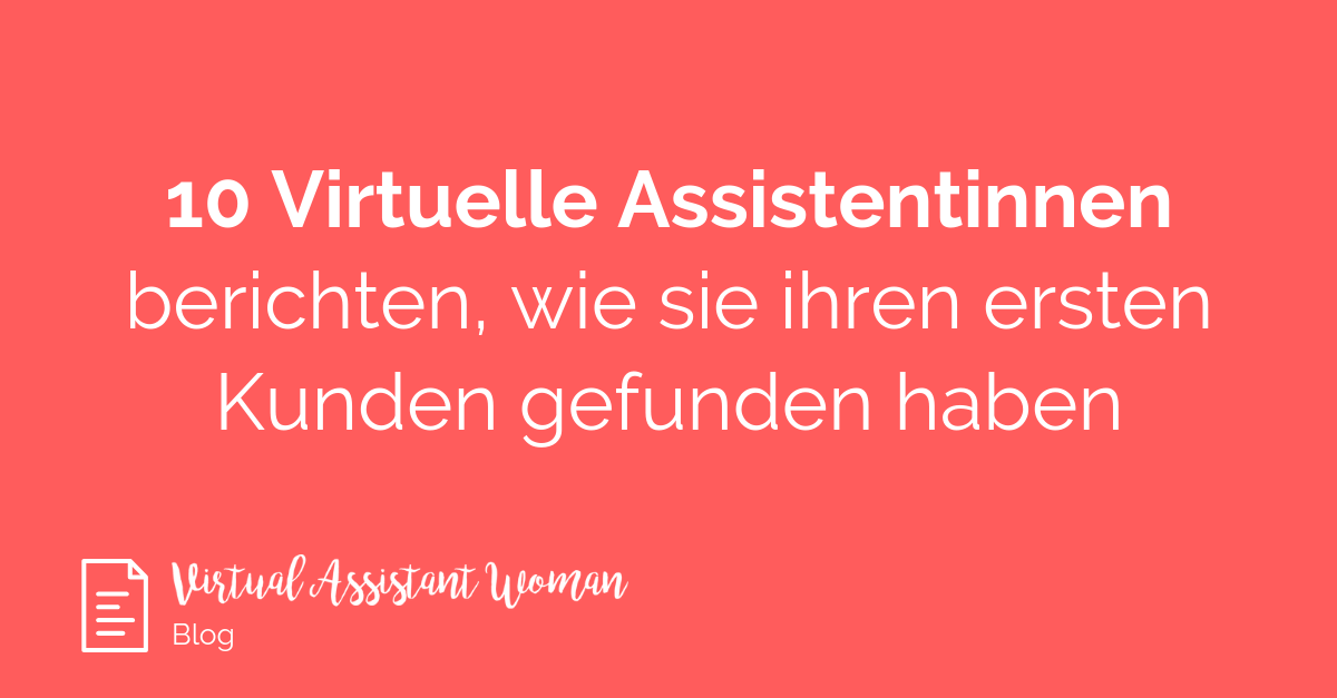 virtuelle assistenz kunden
