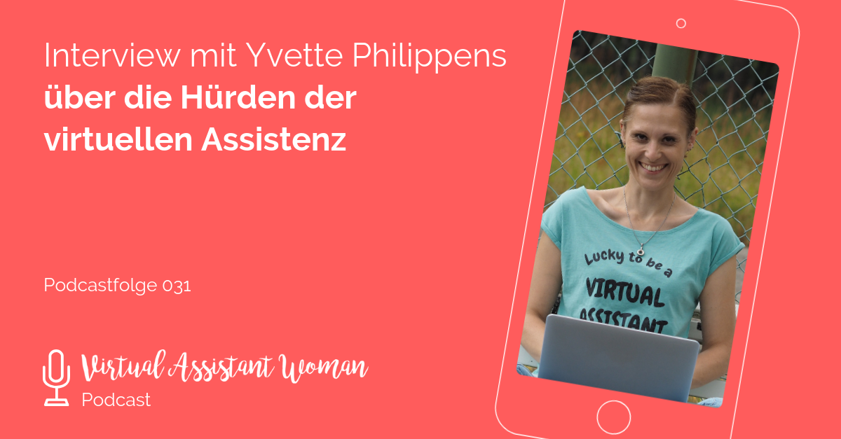 Virtuelle Assistentin Podcast