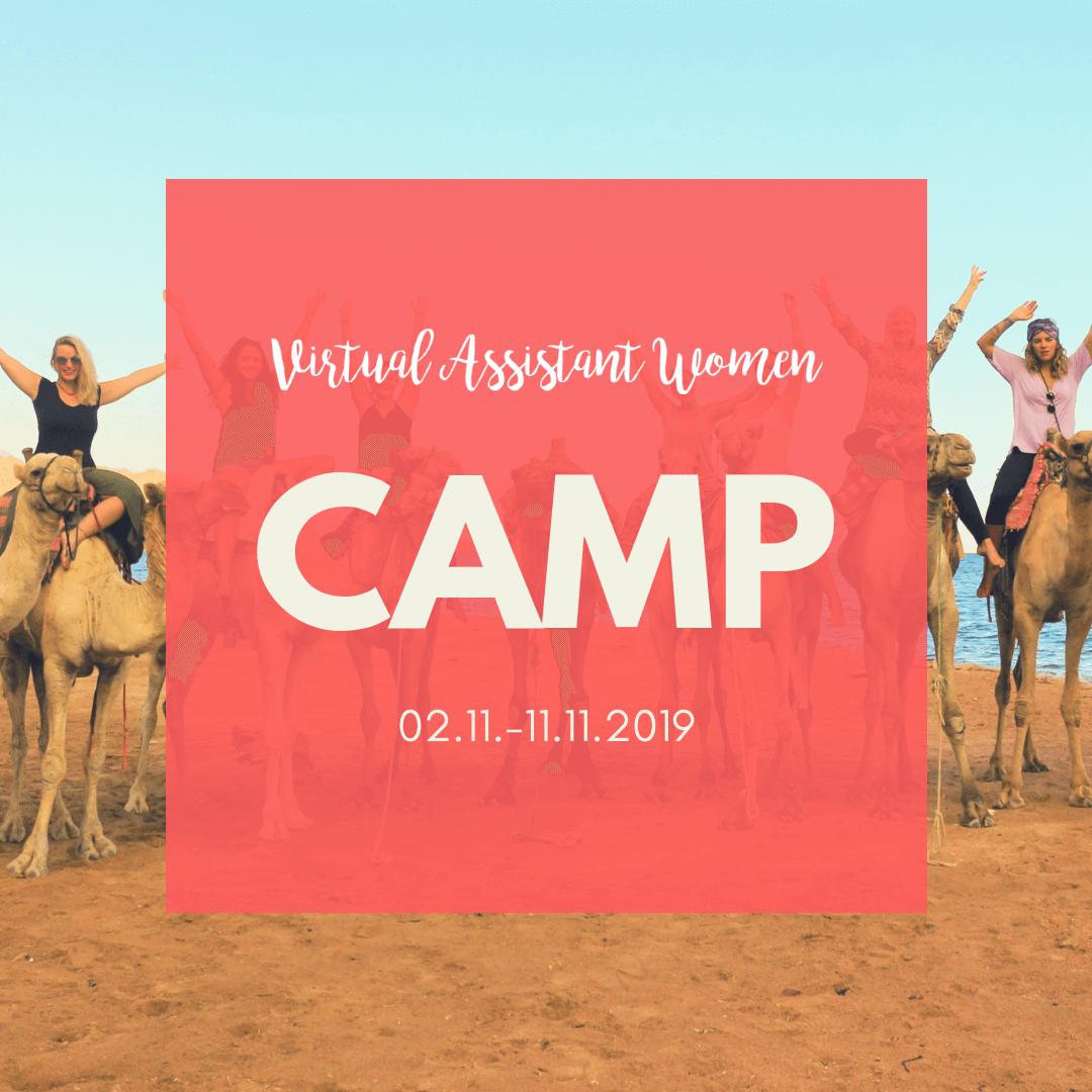 VAW CAMP 2019