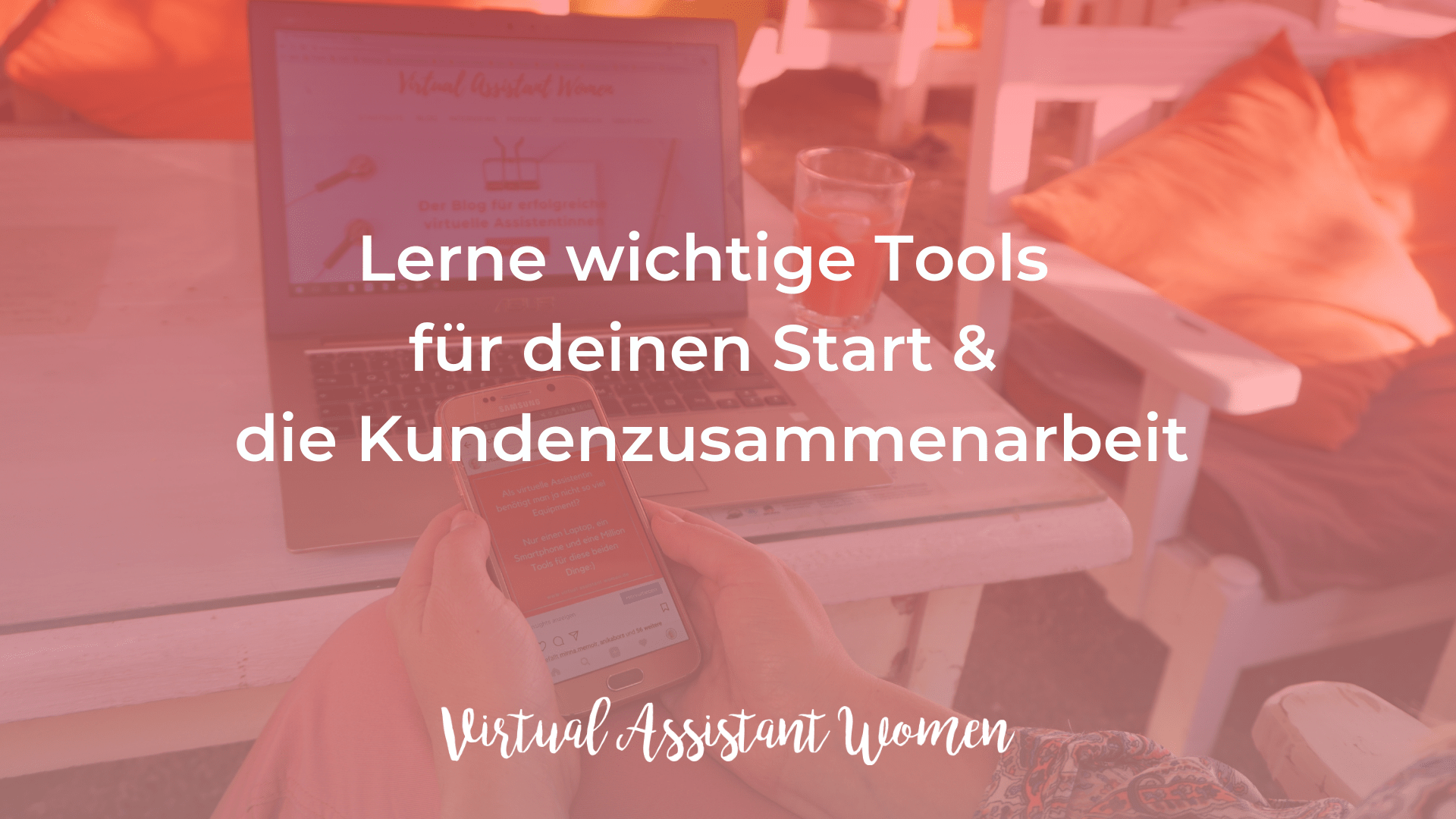 virtuelle assistenz onlinekurs tools
