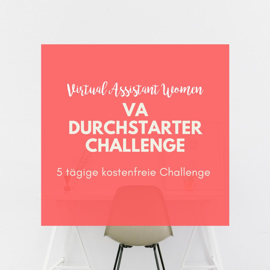 VA Durchstarter Challenge