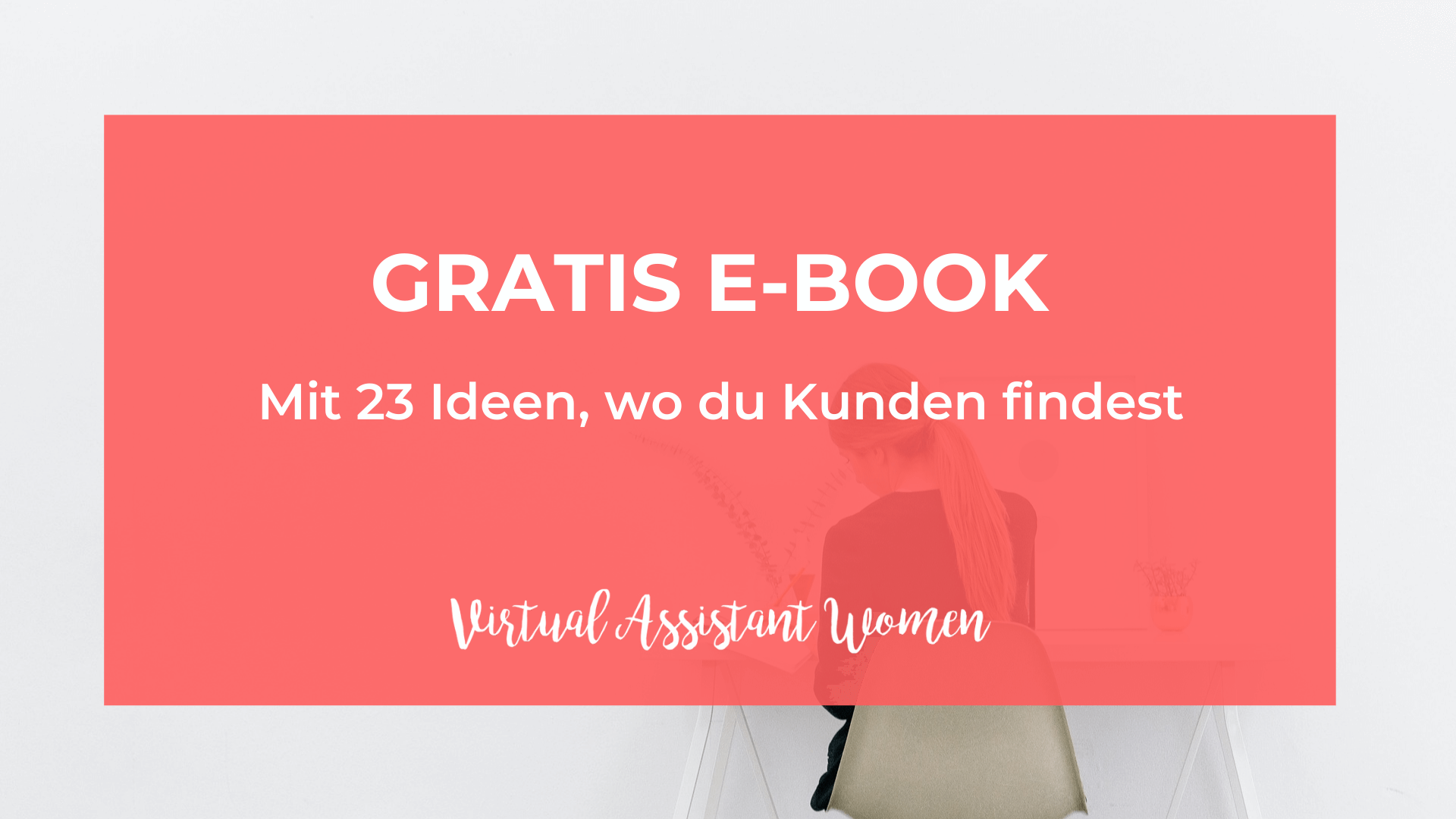 virtuelle assistenz e-book