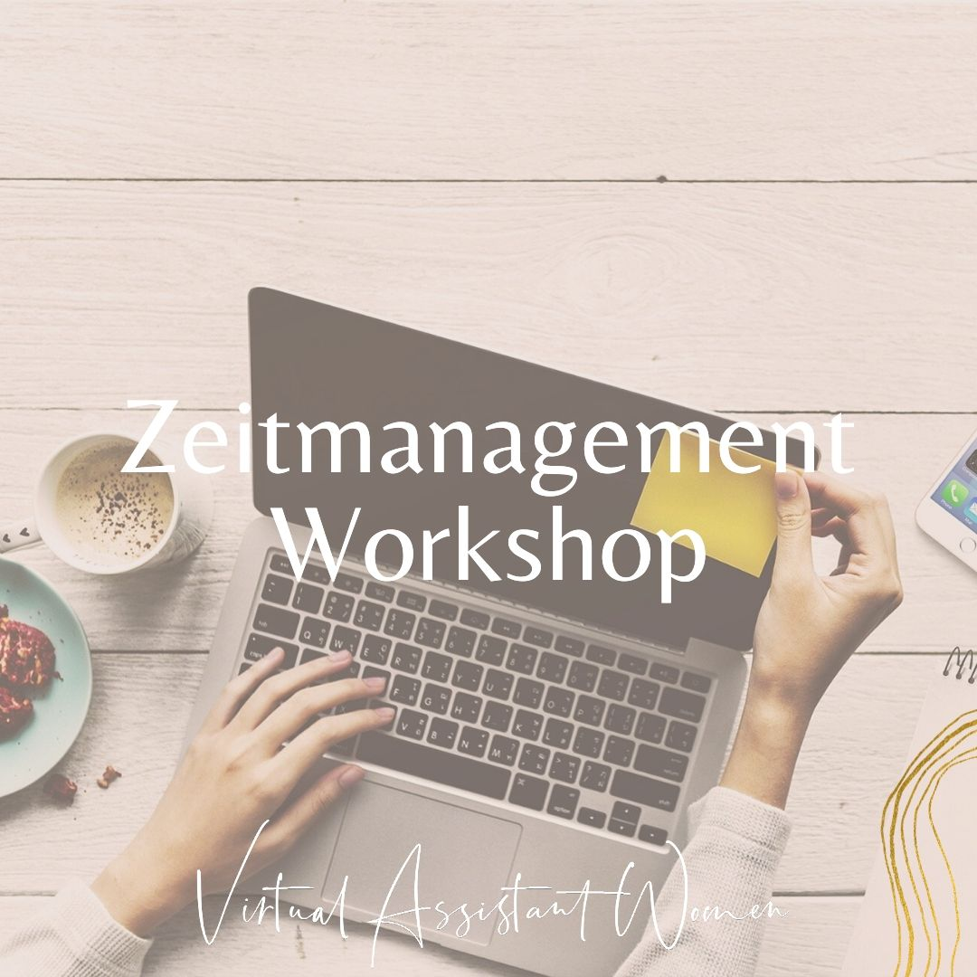 virtuelle assistenz workshop